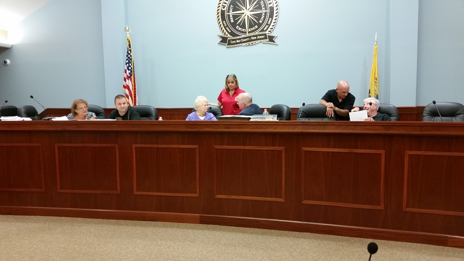 The Planning Board discussed the proposed updated master plan and scheduled a public hearing Sept. 12 for the document.