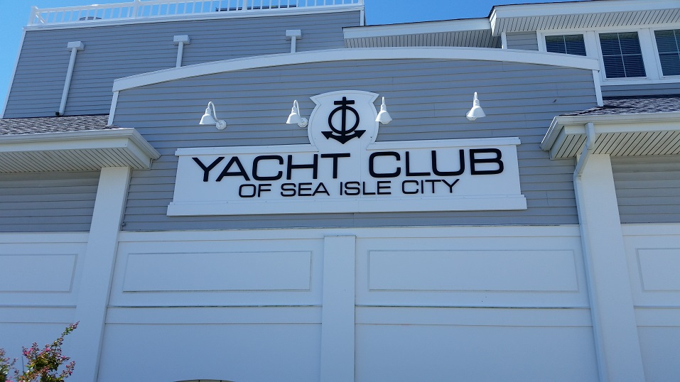 The yacht club was founded in 1940 by businessmen who wanted to attract more visitors to Sea Isle.