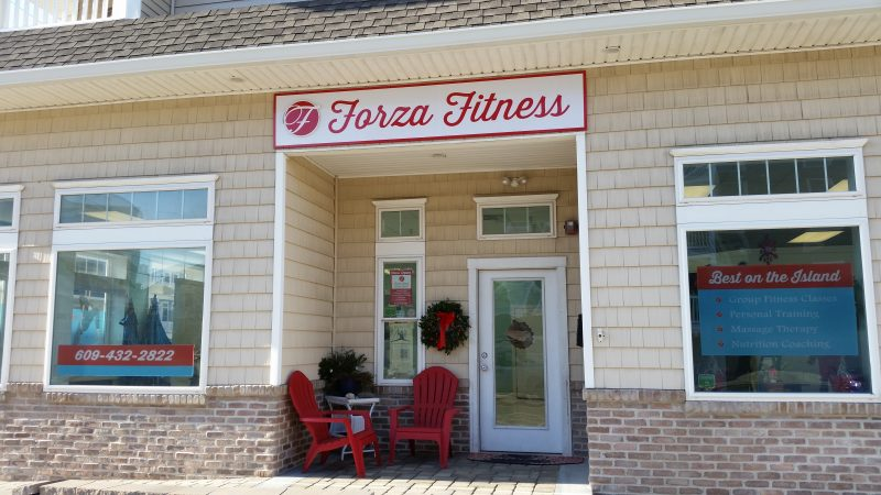 Forza Fitness is located at 3514 Landis Ave.