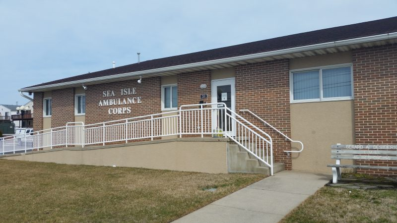 The budget includes about $600,000 in new funding to create a professional emergency medical services unit to replace the city's volunteer ambulance squad.