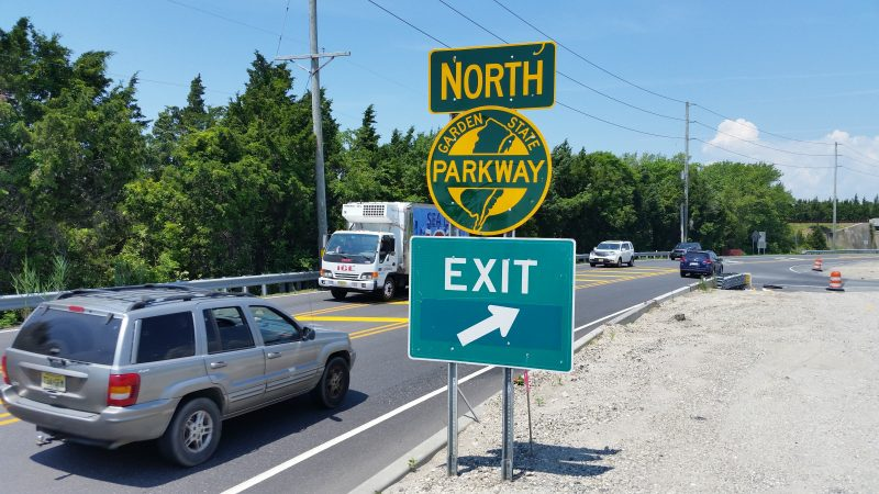 Sea Isle City Calls On Garden State Parkway To Expand Exit 17 Sea Isle News