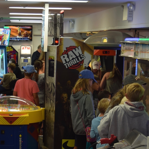 boardwalk casino arcade sea isle