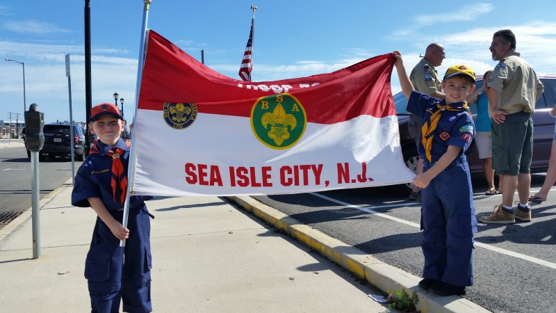 Sea Isle's Columbus Day Parade Unfolds in Grand Style | Sea