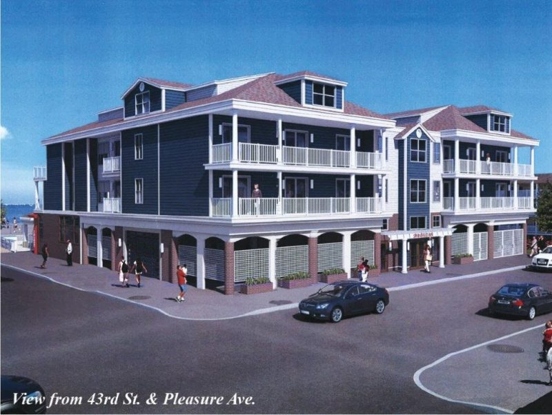 Sea Isle City Beachfront For Sale