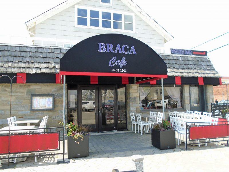Braca Cafe In Sea Isle City