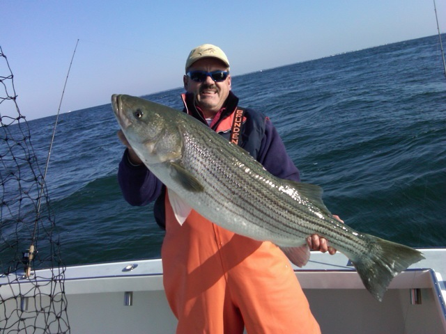 Fish Tale Charters Angles For Great Fishing Sea Isle News