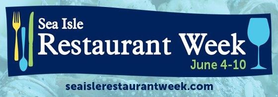 Sea Isle City Restaurant Week