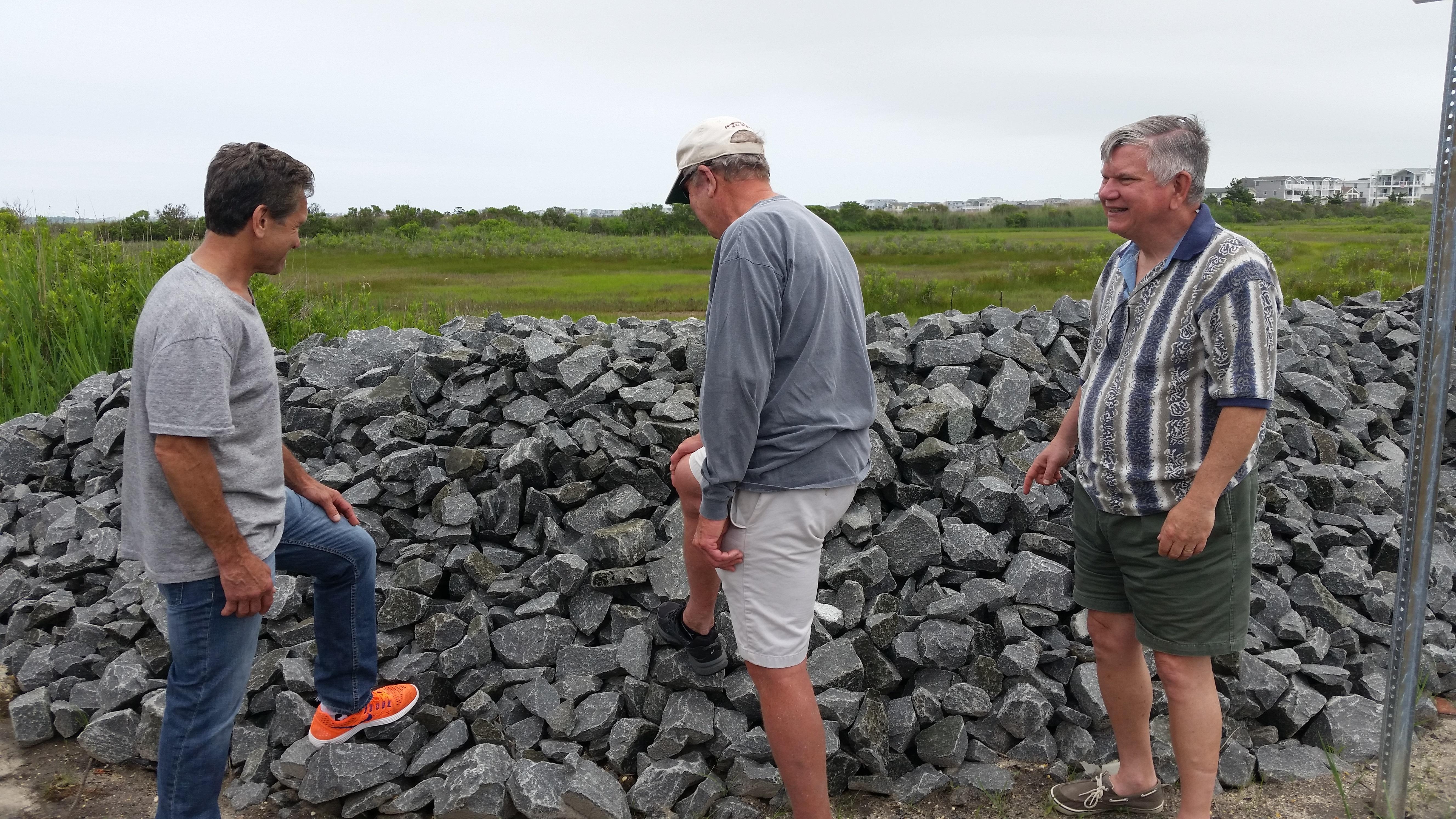 Flood Prone Neighborhood In Sea Isle City Gets Some Relief Sea