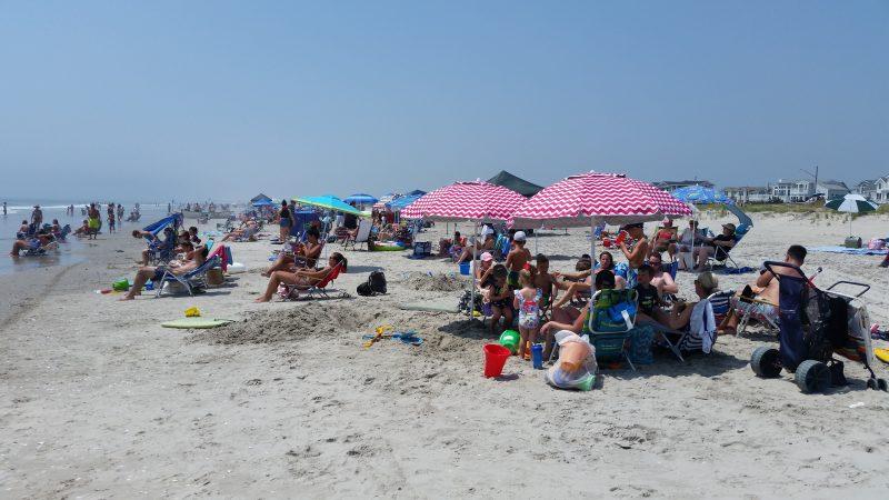 Sea Isle City Boogie Board Beaches