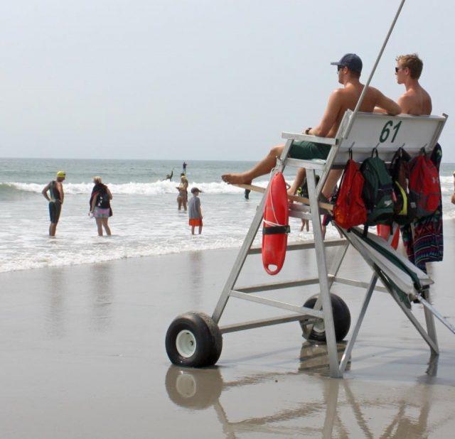 Sea Isle City Lifeguard Beaches