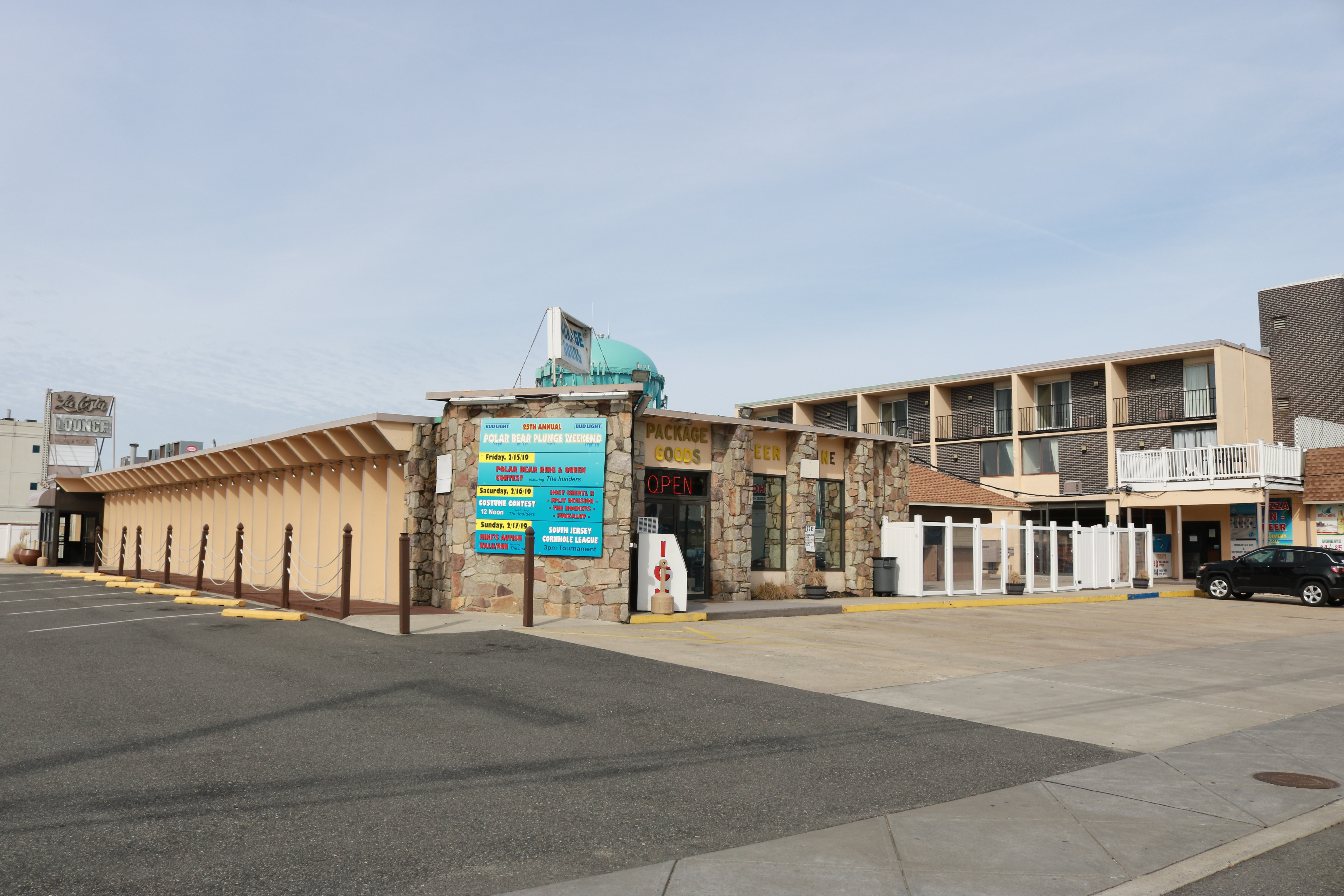 Redevelopment Plan Revealed for Sea Isle's LaCosta Lounge
