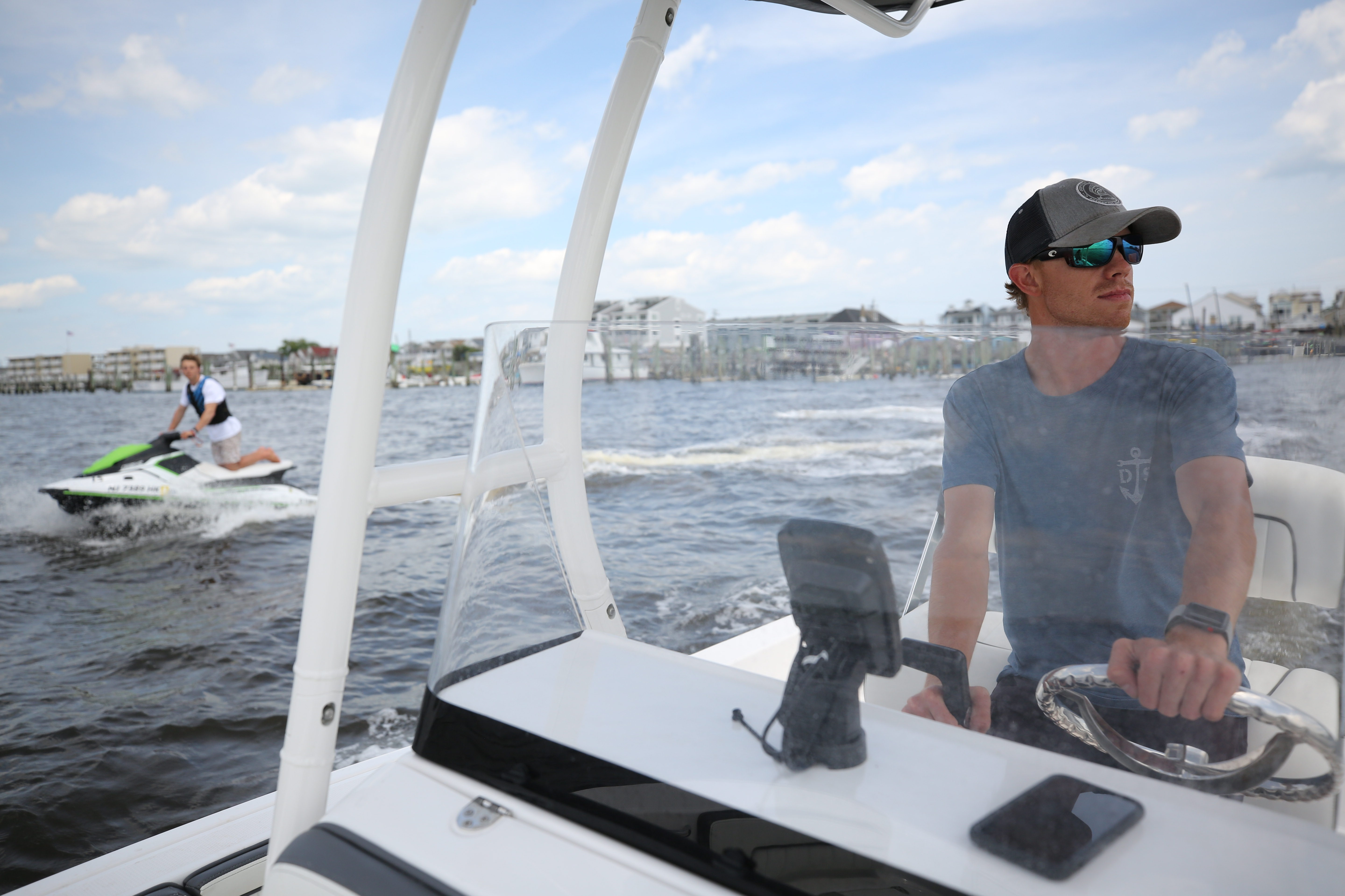 Jet Drive Exchange Offers Boating With Perks Sea Isle News