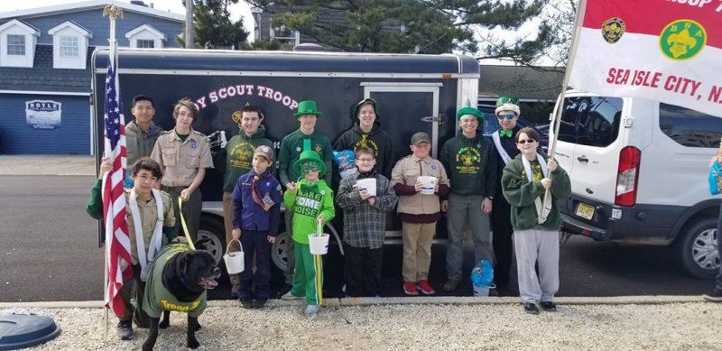 Sea Isle Boy Scouts Looking for New Members   Sea Isle News