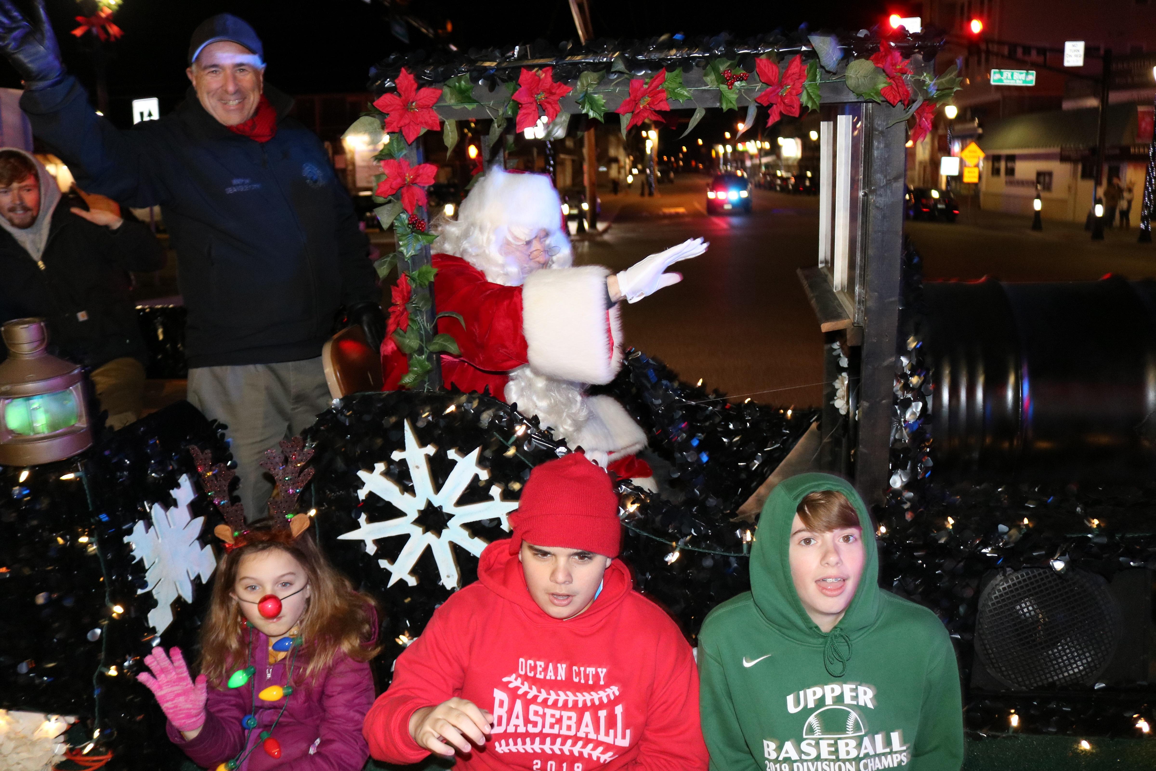 Landis Christmas Parade 2021 Sea Isle City To Celebrate Holidays With Socially Distanced Parade Sea Isle News